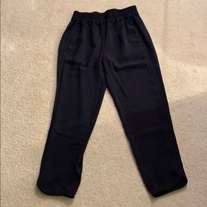 J. Crew high waisted pocketed ankle pants